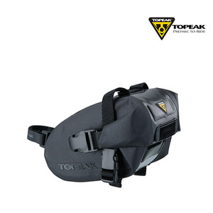 [토픽/안장용가방] Wedge DryBag(black) S strap