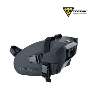[토픽/안장용가방] Wedge DryBag(black) M strap