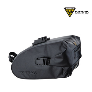 [토픽/안장용가방] Wedge DryBag (black) L QUICK CLICK