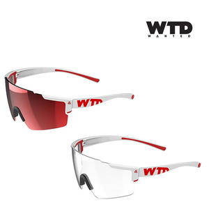 [WTD/고글/미러렌즈] TOOREBO White Red / Red Yellow Mirror Lens / 투르보 화이트레드 (Base Model)
