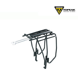[토픽/렉/짐받이] UNI SUPERTOURIST FAT(HEIGHT ADJUSTABLE, W/DISC MOUNT)