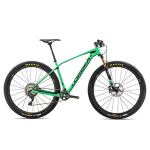 오베아 2018 MTB XC하드테일 ALMA 27 M-TEAM MINT-BLK