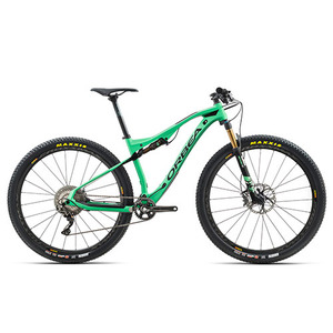 오베아 2018 MTB XC풀서스펜션 OIZ 27 M-TEAM MINT-BLK