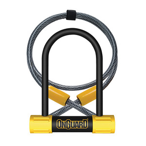 온가드락 자물쇠 U Locks 8015 Bulldog MINI DT 90mmx140mm 13t 불독 MINI DT